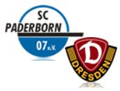 SC Paderborn - Dynamo Dresden