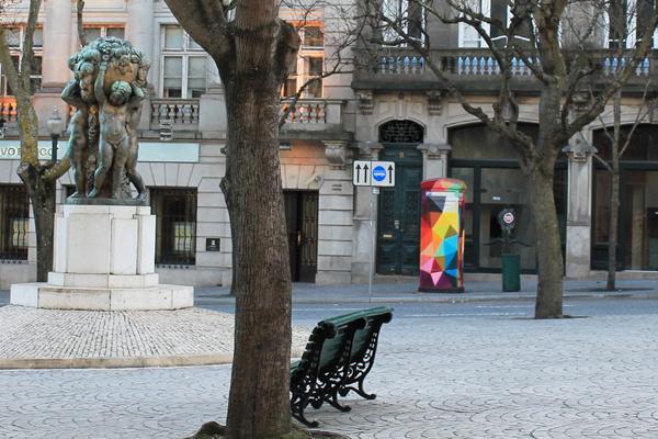 arte en la calle, Oporto