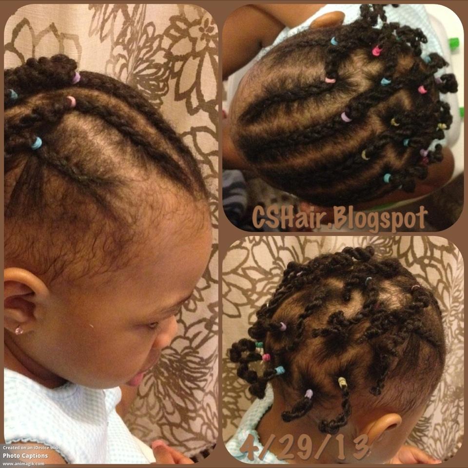 rope twists hairstyles : Hairstyle #18: Cornworw & Twists (Rope Twists) Toddler Hairstyles ...