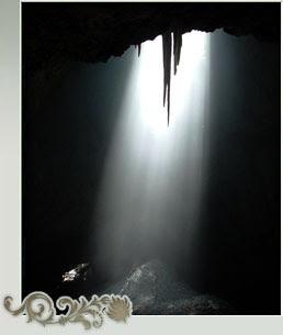 The Ice Cave of the Living Fire Glacier / Pestera Ghetarul Focul Viu