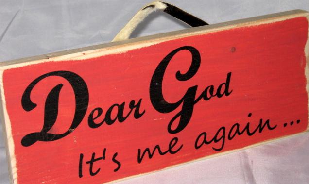 svar meg gud