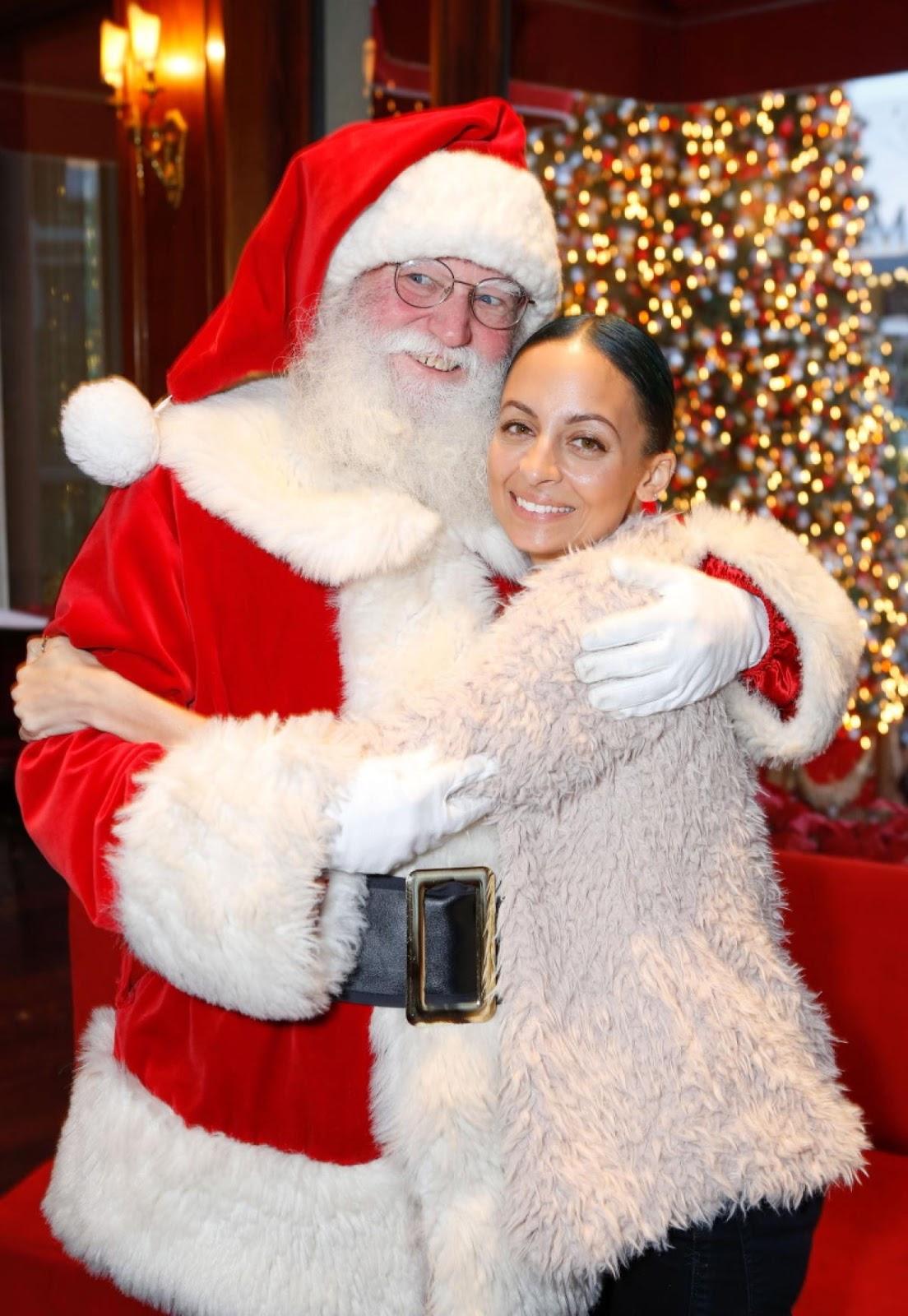 nicole richie fashion: merry christmas!