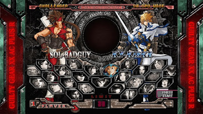 Guilty Gear XX Accent Core Plus R-RLOADED FOR PC TERBARU screenshot 1