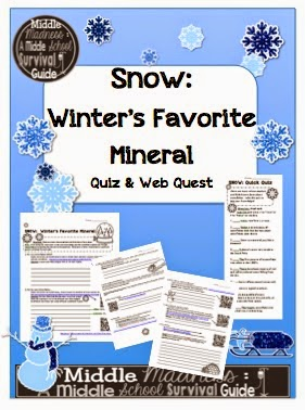 http://www.teacherspayteachers.com/Product/Snow-Winters-Favorite-Mineral-1599767