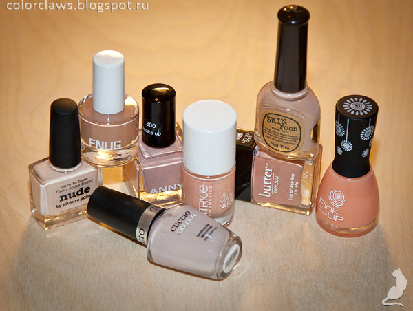 Picture Polish Nude Butter London Tea with the Queen Pink Up 07s Skin Food Nail Vita BR608 Catrice Sing: Oh, Champs-Elysees! Anny #300 Make Up Fnug Cashmere Sweater Cuccio Tel-Aviv about It