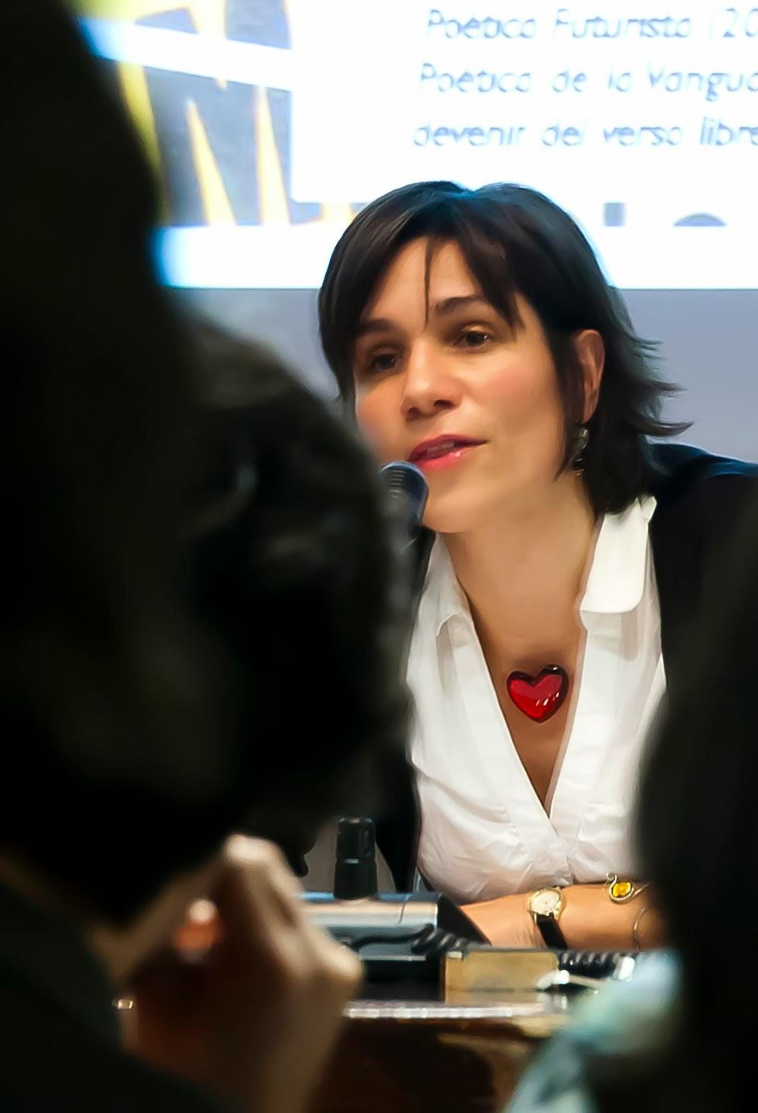 Mamen Solanas, Literaturas Hispánicas UAM