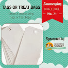 Tags or Treat Bags!