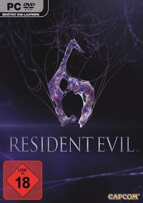 Resident Evil 6 PC Cover