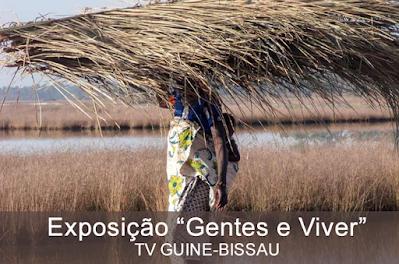 QUOTIDIANO DA GUINE-BISSAU EM EXPOSIÇAO NA BIBLIOTECA MUNICIPAL DE ALBERGARIA
