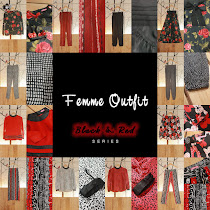 Femme Outfit Black & Red Series