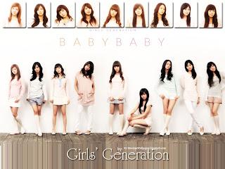 Girl's Generation (SNSD) Wallpaper