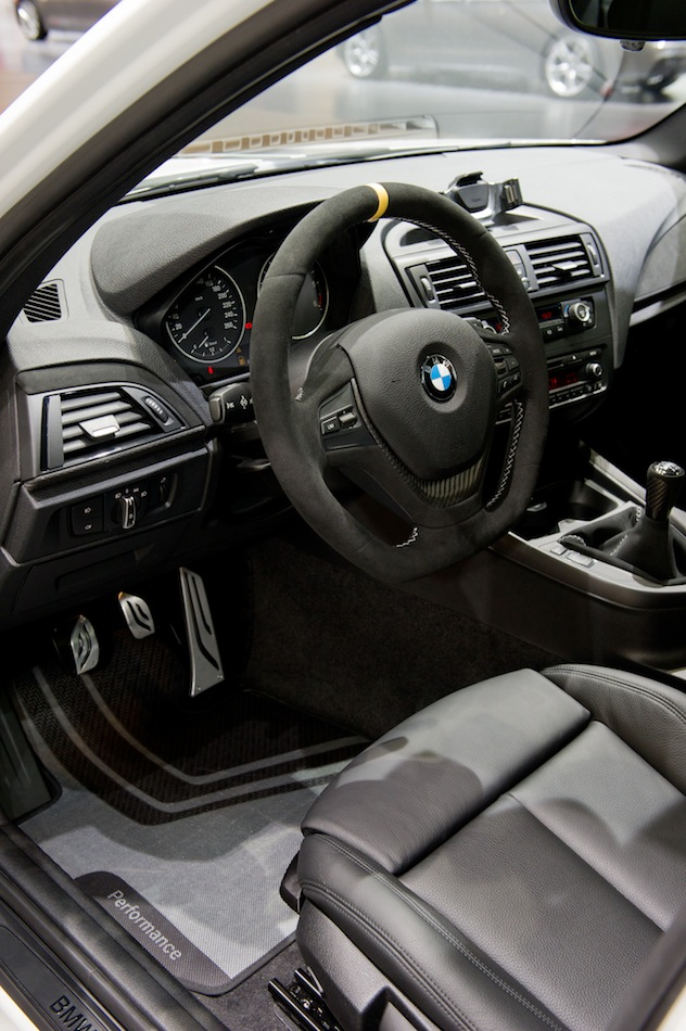 BMW 1-Series Performance Accessories