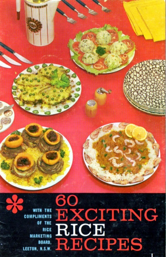 katiecrackernuts.blogspot.com || 60 Exciting Rice Recipes cover