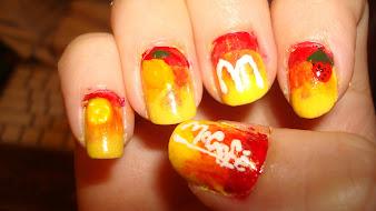 #14 Nail Art Design