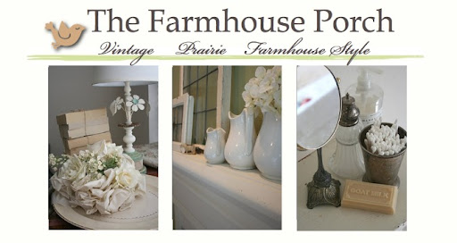 The Farmhouse Porch