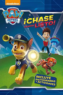 LIBRO - PAW PATROL : La Patrulla Canina : ¡Chase Siempre Listo!  (Beascoa - 10 Septiembre 2015)  INFANTIL | Nickelodeon - Serie Television  Comprar en Amazon España