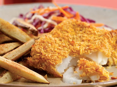 How many calories in fried fish for Calories in fish