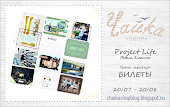 Project Life c ЧайкаShop