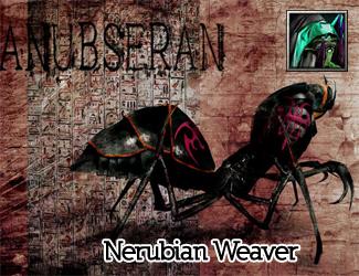 Nerubian Weaver Item Build