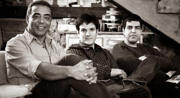 André Mehmari, Chico Pinheiro e Sérgio Santos