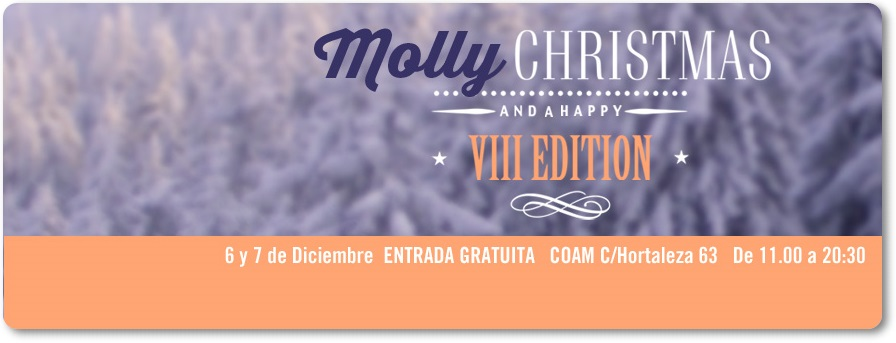 Mercadillos Navideños de Madrid - Molly Christmas and a Hayppy