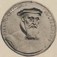 Jan Celosse 1518-1580