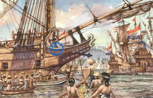 Masa Awal Kedatangan Bangsa Eropa Ke Indonesia