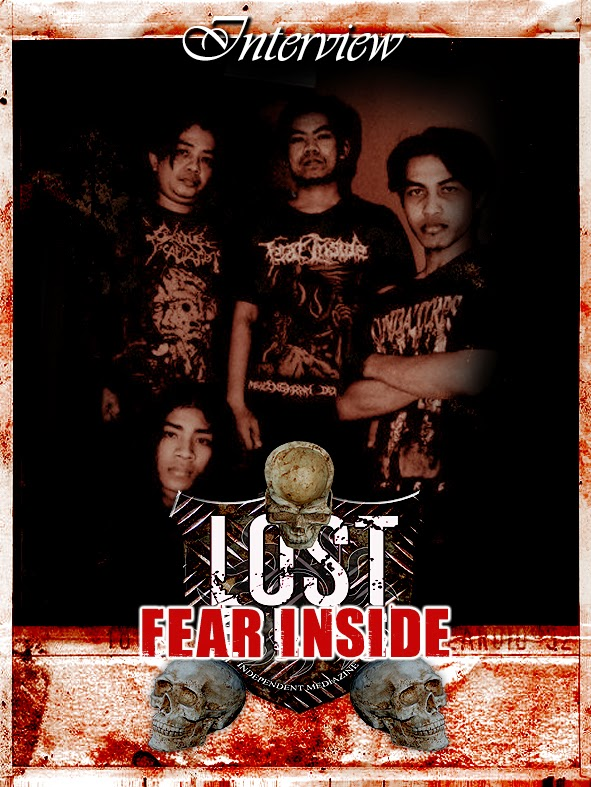 FEAR INSIDE Interview (Indonesia)