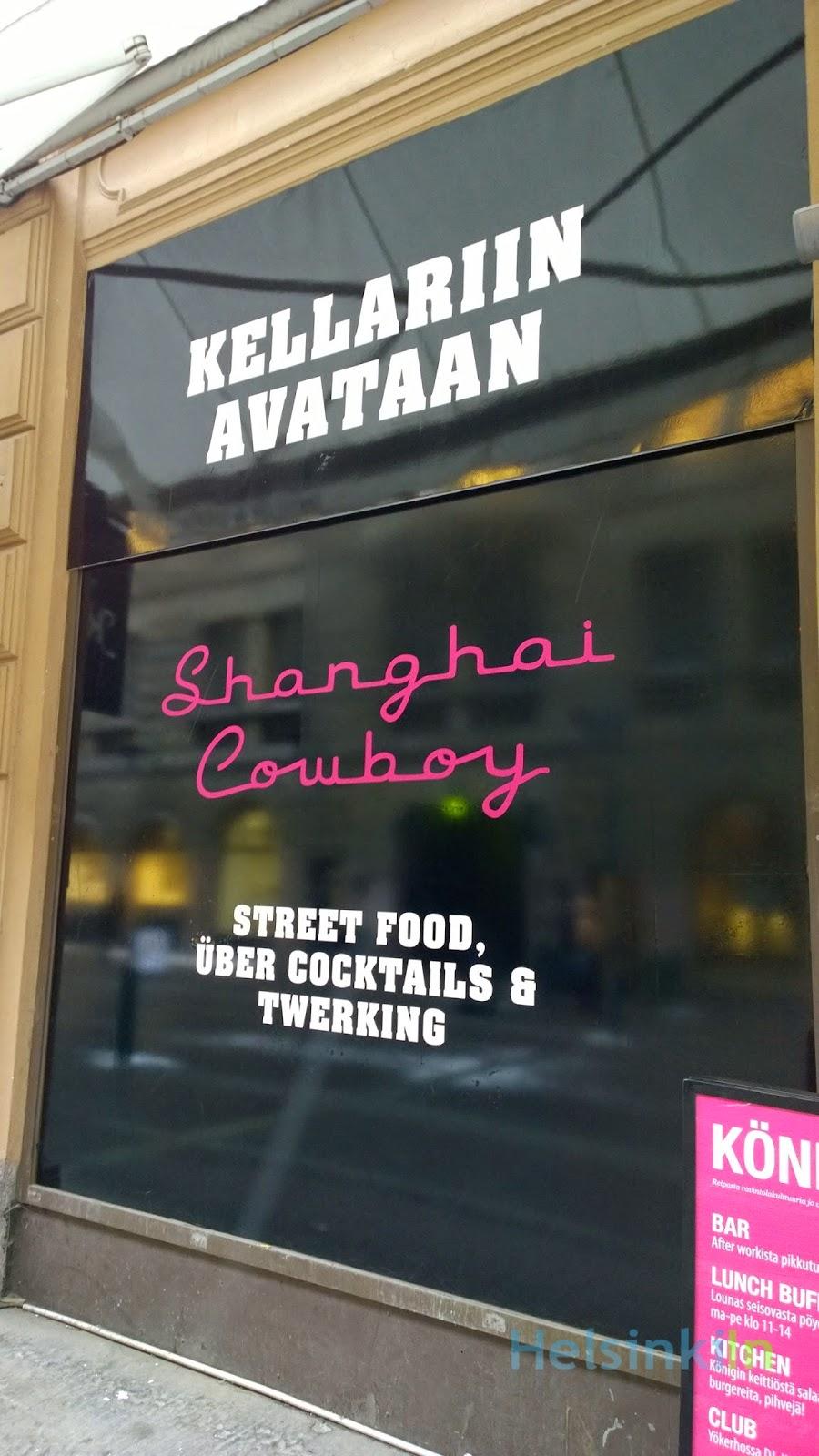 New Shanghai Cowboy