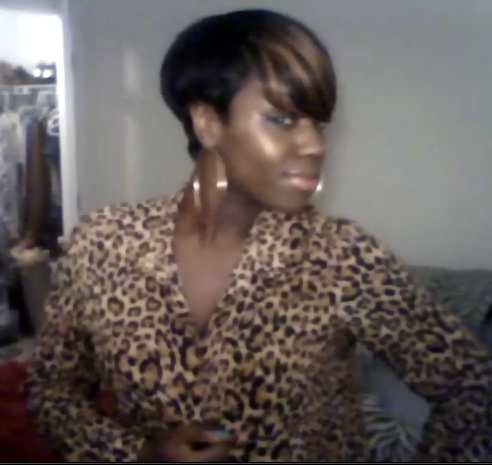 K Michelle Short Hairstyles 2012 Back > Galleries For > K Michelle Short Hairstyles 2012