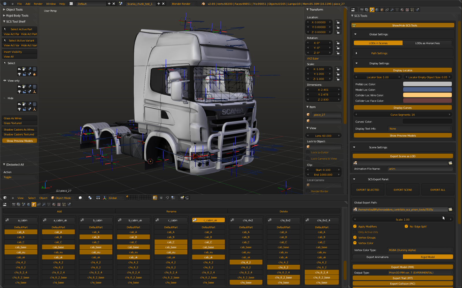 Scs Software 39 S Blog Scs Blender Tools