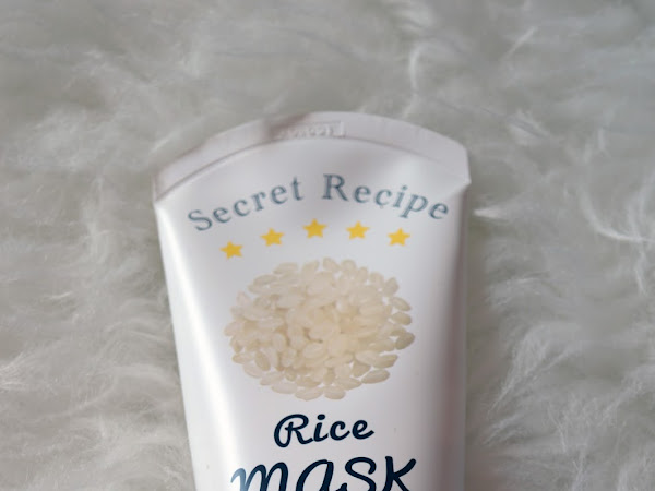 MISSHA - Secret Recipe Rice Mask