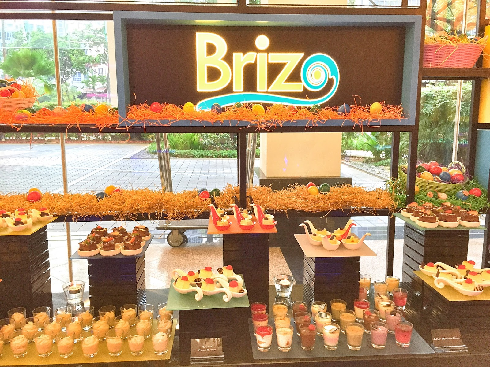 Brizo Restaurant and Bar - Desserts