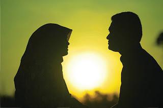 suami adalah s selalu menyayangi istrinya u ucapannya selalu sopan