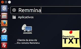 DominioTXT - Remmina