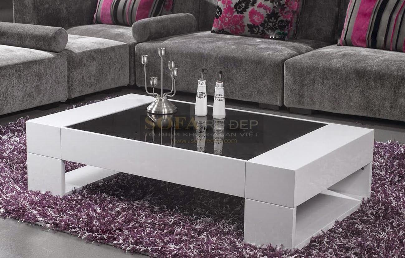 Bàn sofa gỗ BS060
