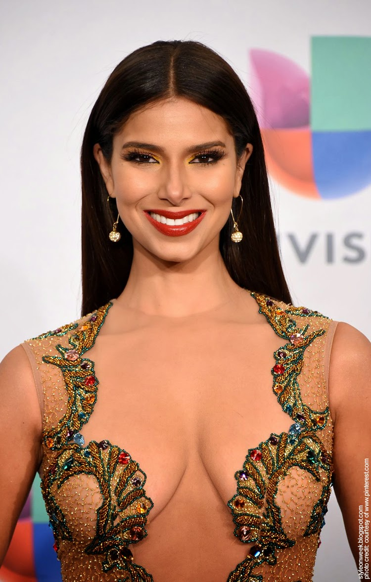 Roselyn Sanchez at 2014 Latin Grammy Awards