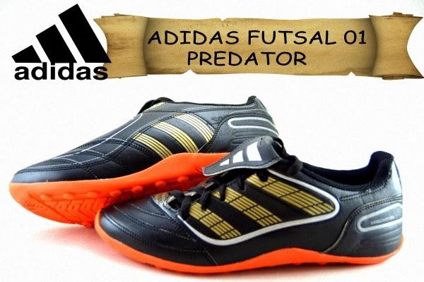Sepatu Futsal  Sepatu Futsal Adidas Predator 01