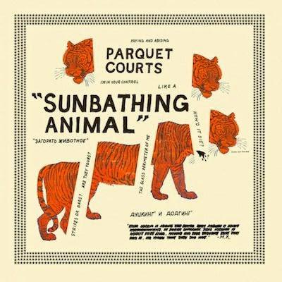 los mejores discos de 2014 parquet courts sunbathing anmal
