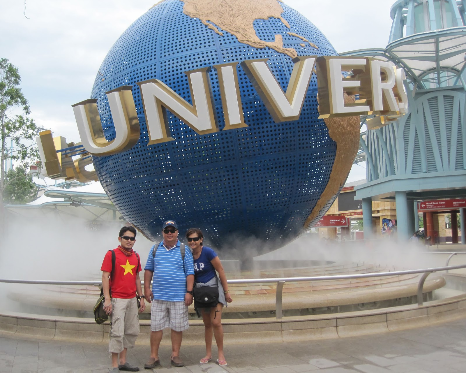 trip to universal studios essay My favorite summer vacation was when my father took me that trip to universal studios was the first time my father in this essay i will tell you about.