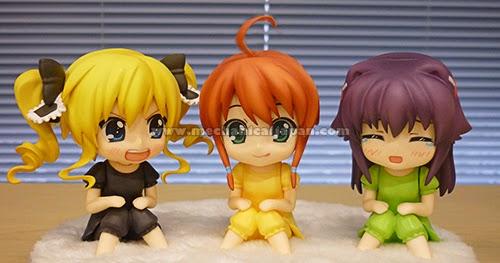 Presentados los accesorios de Nendoroid More Kisekae Pajamas Tunic Type