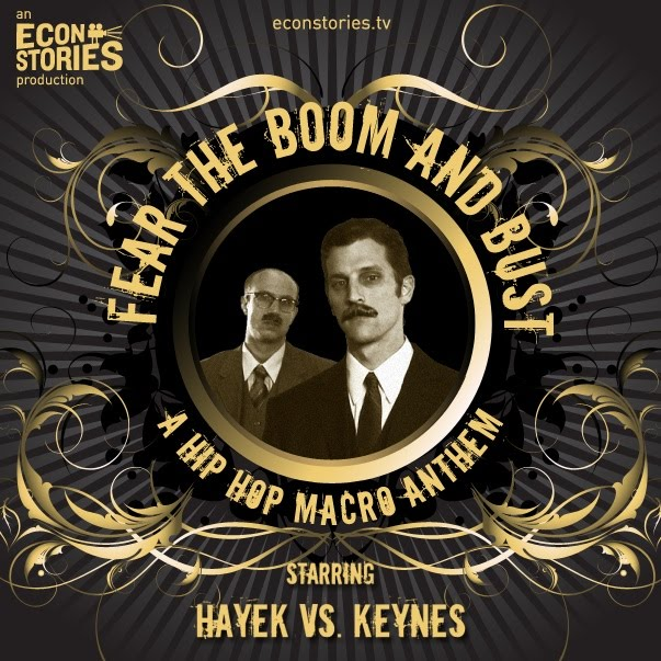 fear of the boom and bust We've been going back and forth for a century [keynes] i want to steer markets, [hayek] i want them set free there's a boom and bust cycle, and good reason to fear it.