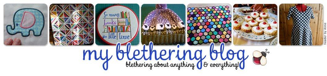 my blethering blog