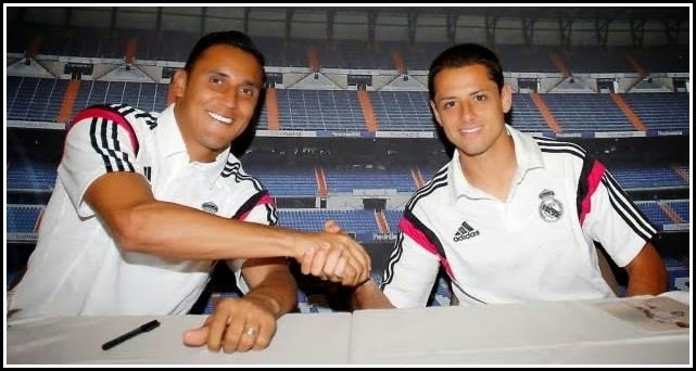 Polo+Shirt+Real+Madrid+Adidas+White+2014+2015+Chicarito