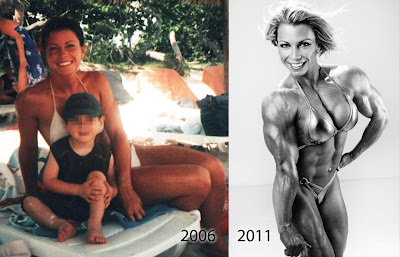 Fabiola Boulanger Transformation