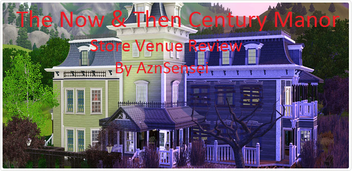 The Now & Then Century Manor Store Venue Review