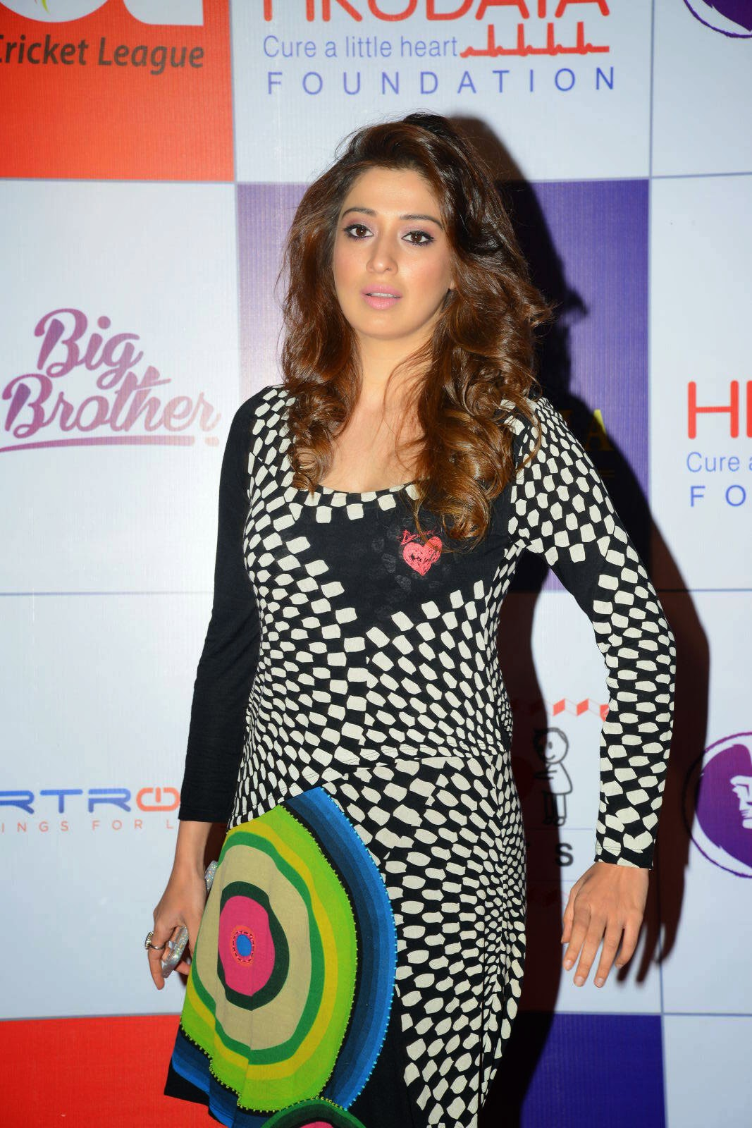 Actress Lakshmi Rai Latest Cute Hot Spicy Photos Gallery At CCL Charity Dinner