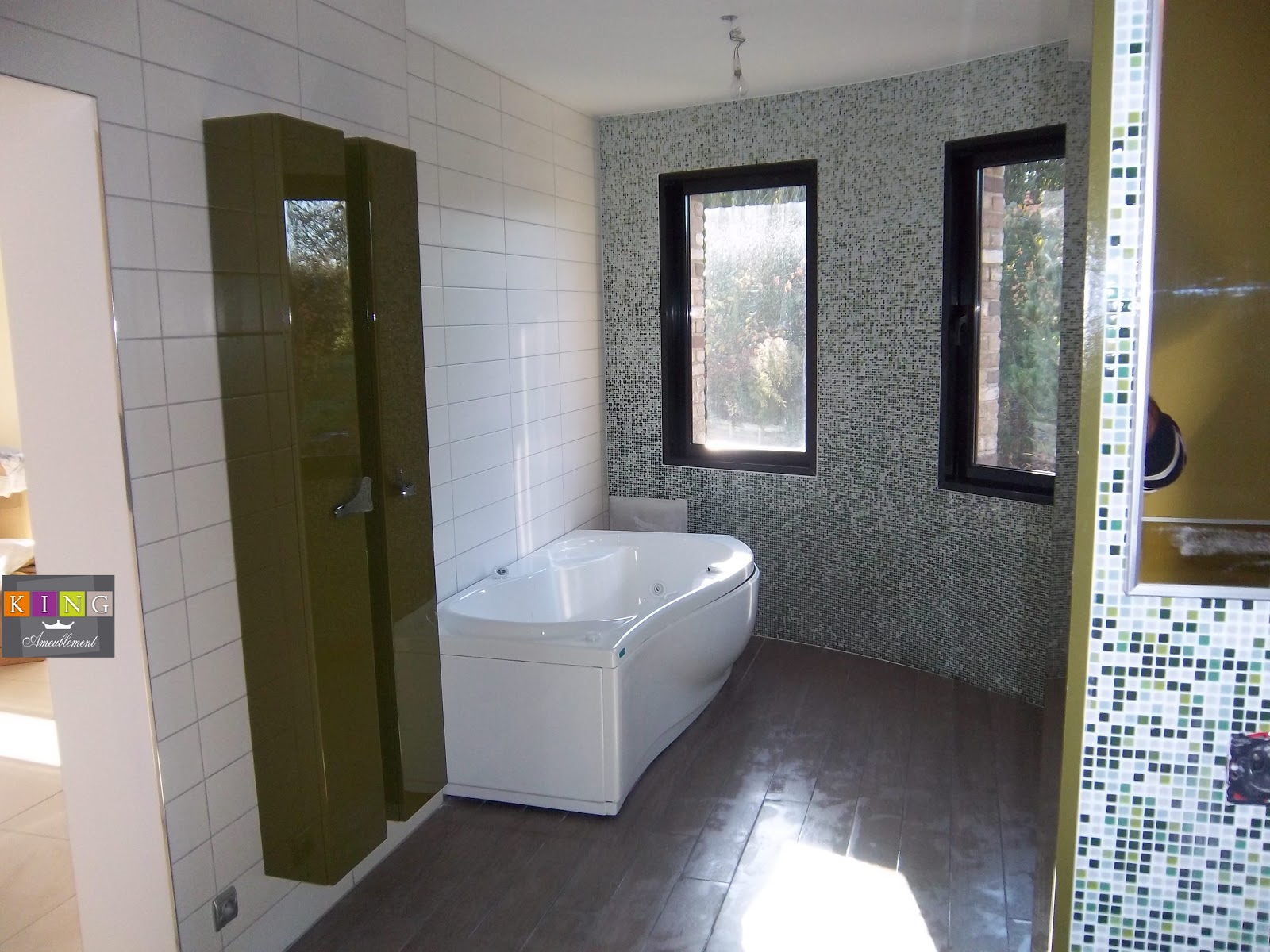 Decoration cuisine petit espace for Refection salle de bain