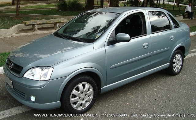 Chevrolet Corsa Sedan 2003 - fotos