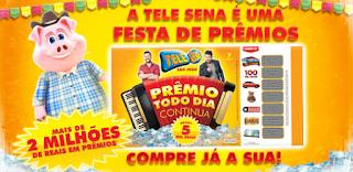 Números sorteados telesena de São João 2015